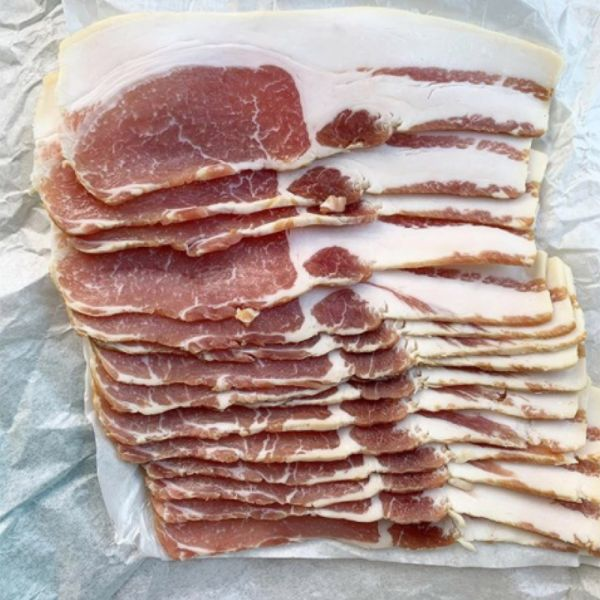 Pork Back Bacon